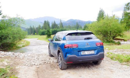 Citroen C4 Cactus po liftingu
