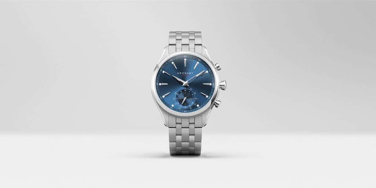 Zegarki Kronaby dostępne w Polsce