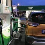 Tankowanie paliwa BP Ultimate
