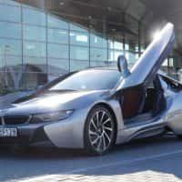 Test BMW i8 coupe