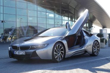 Test BMW i8 coupe