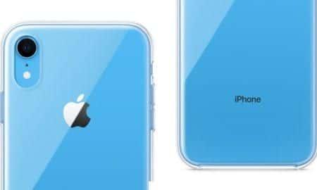 Przezroczysty pokrowiec do iPhone XR