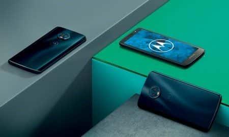 Motorola Moto G6 test