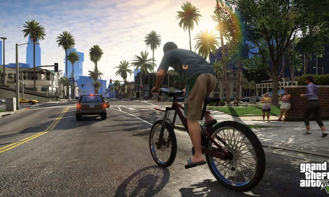 GTA V Rockstar