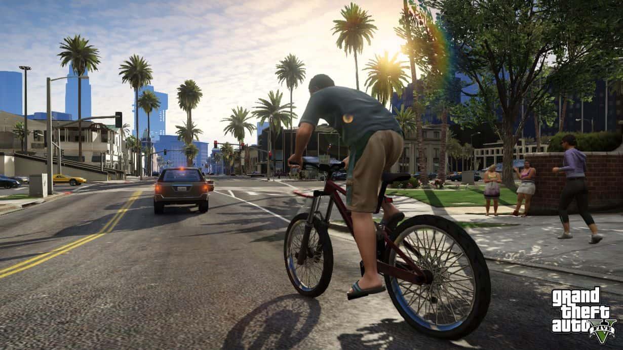 GTA 5 Online Rockstar
