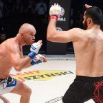 Underdog film o MMA Fot.P.Pedziszewski Eryk Lubos Mamed Khalidov 3