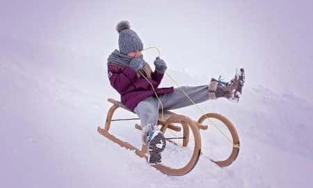 Obuwie zimowe dla dziecka