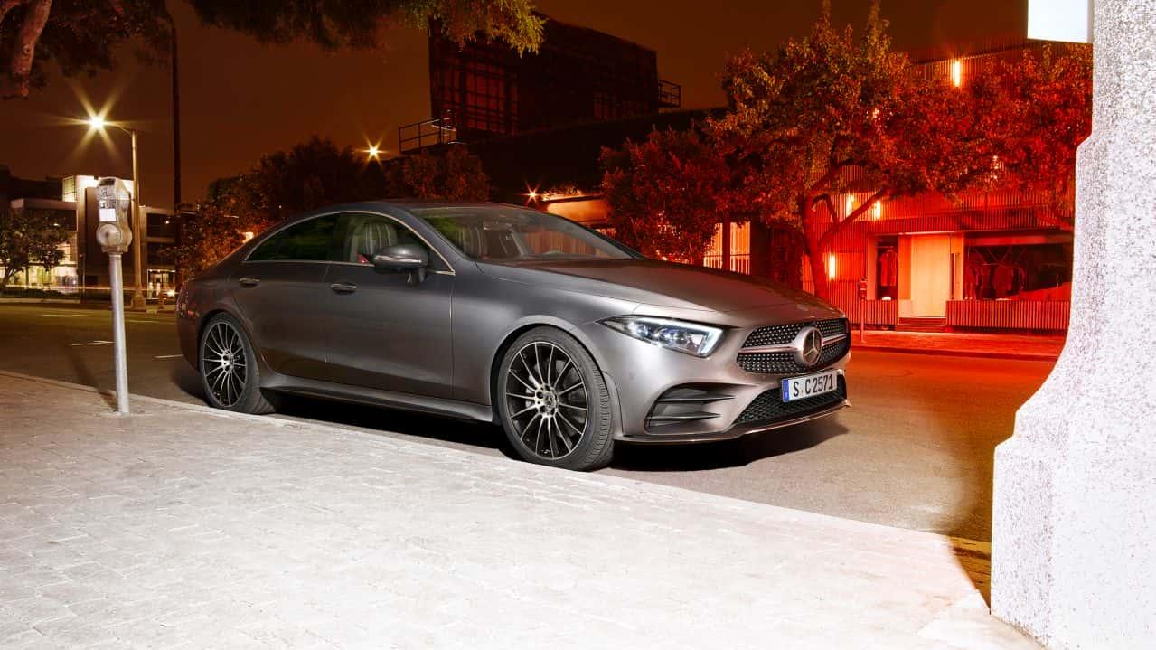 Mercedes-Benz CLS 400d
