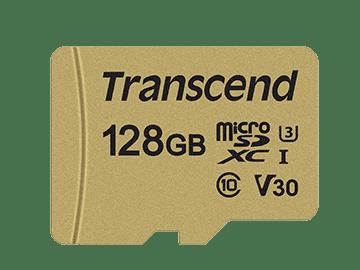 Test Transcend 500S