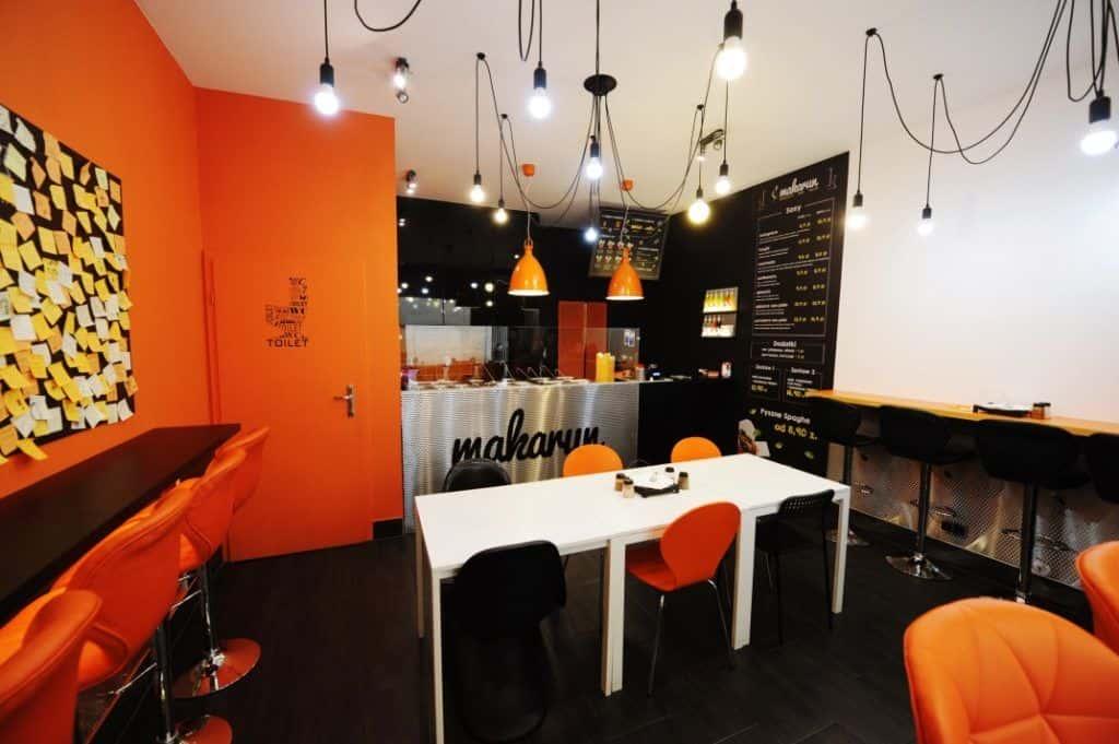 Sieć restauracji fast food Makarun chce podbić rynek w Emiratach Arabskich