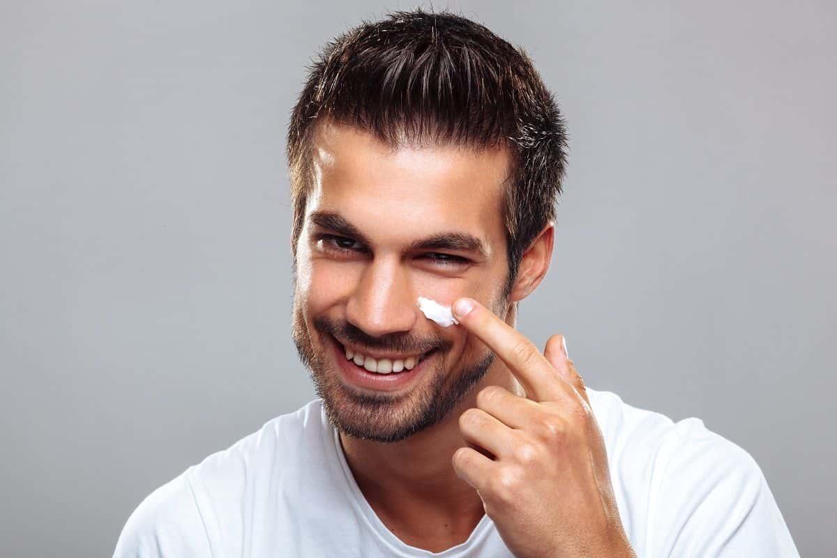 Kosmetyki do twarzy dla mężczyzn