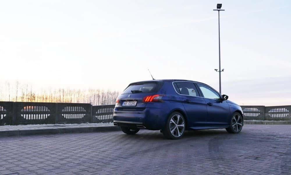 Peugeot 308 2.0 BlueHDI GT
