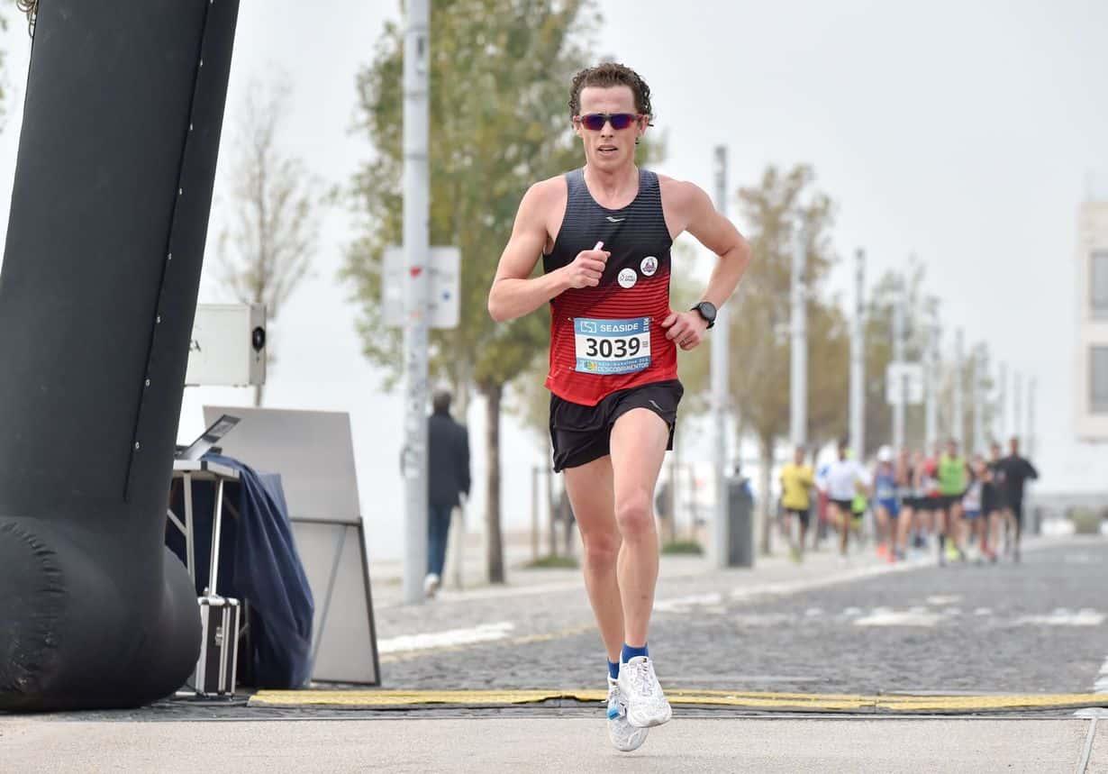 Tomasz Domżalski - bieganie a triathlon