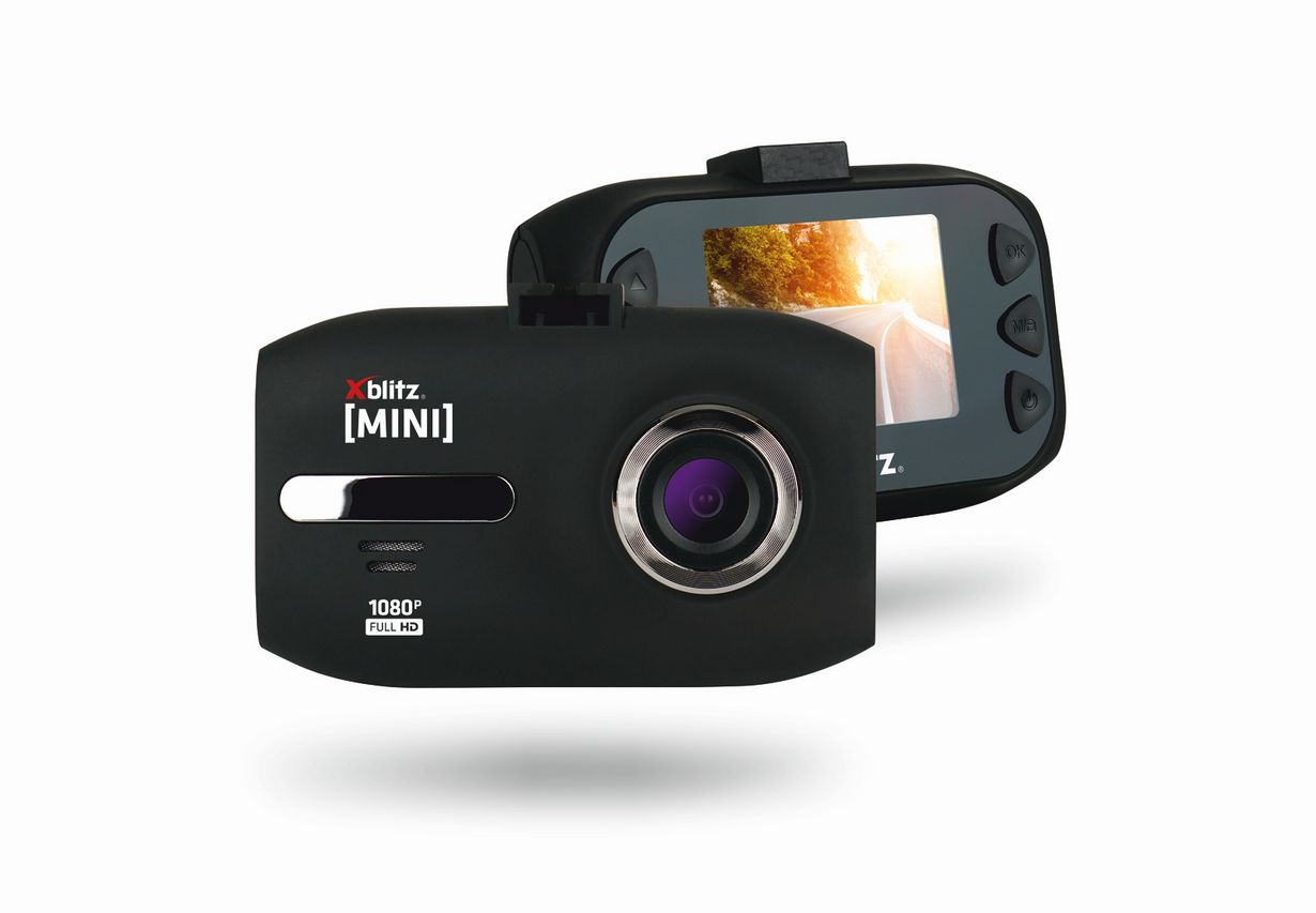 Kamerka samochodowa Xblitz Mini
