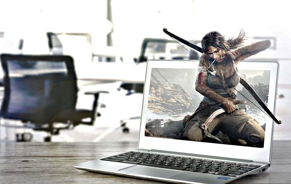 Ranking laptopów dla graczy
