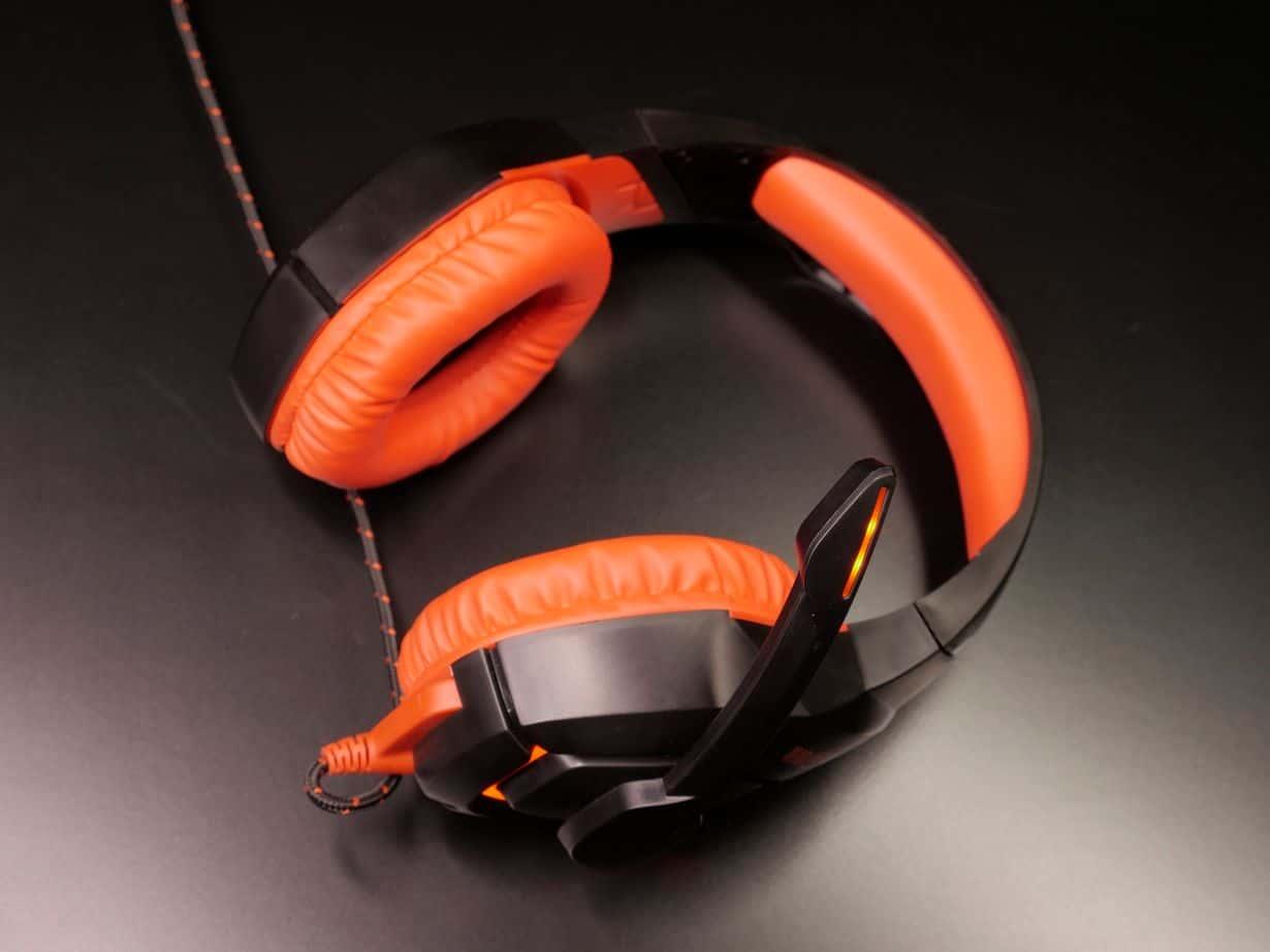 MAD DOG GH701 - tanie słuchawki dla graczy