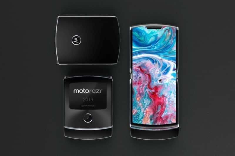 Motorola RAZR 2019 - fot. TrustedReviews