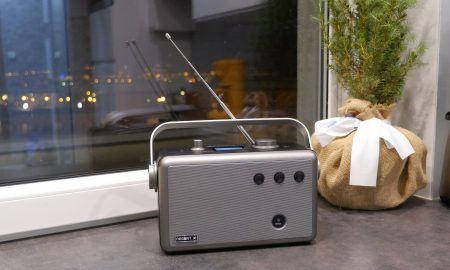 Ferguson Regent P1 przenośne radio DAB