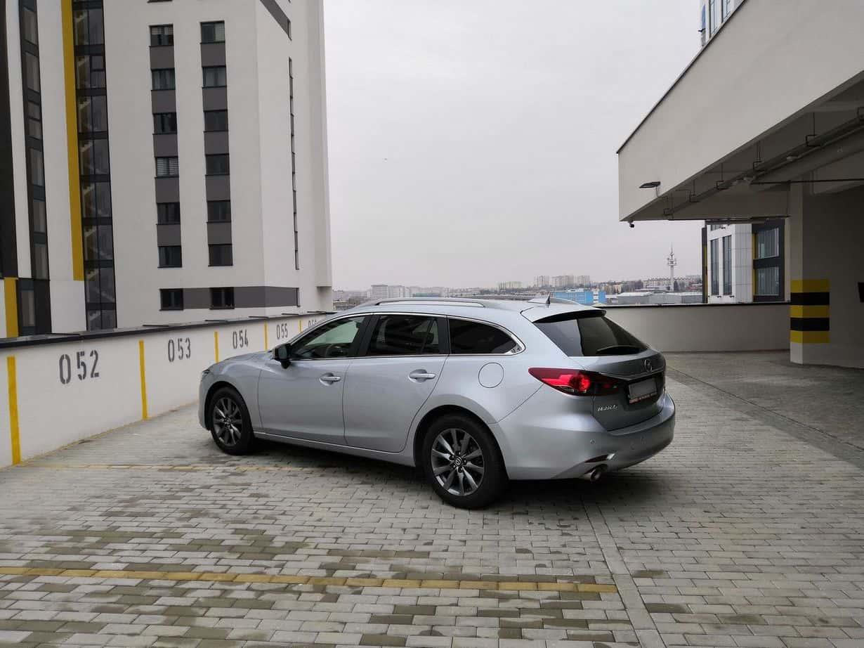 Mazda 6 jest po prostu piękna i kropka