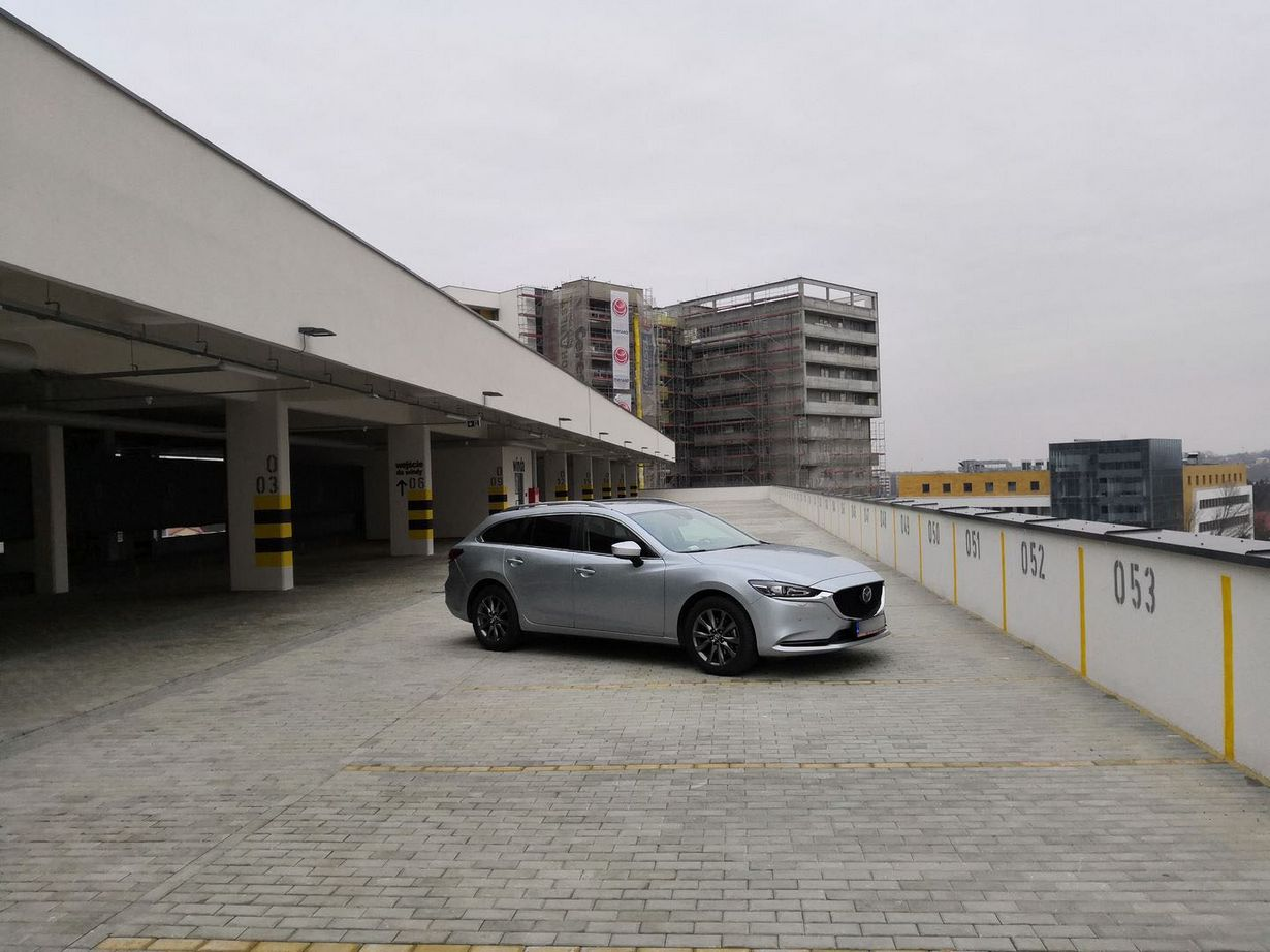 Test Mazda 6 kombi