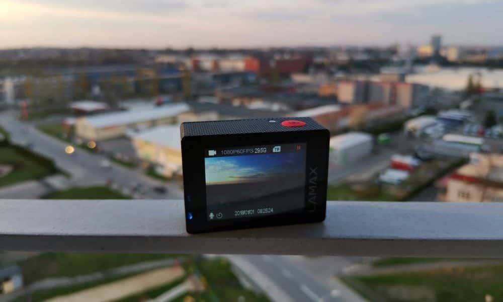 LAMAX X7.1 Naos - tania kamera sportowa