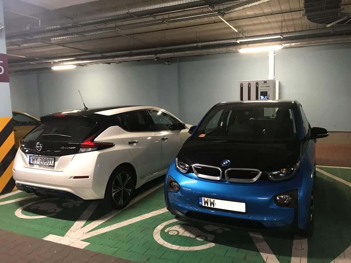 Nissan Leaf samochód elektryczny