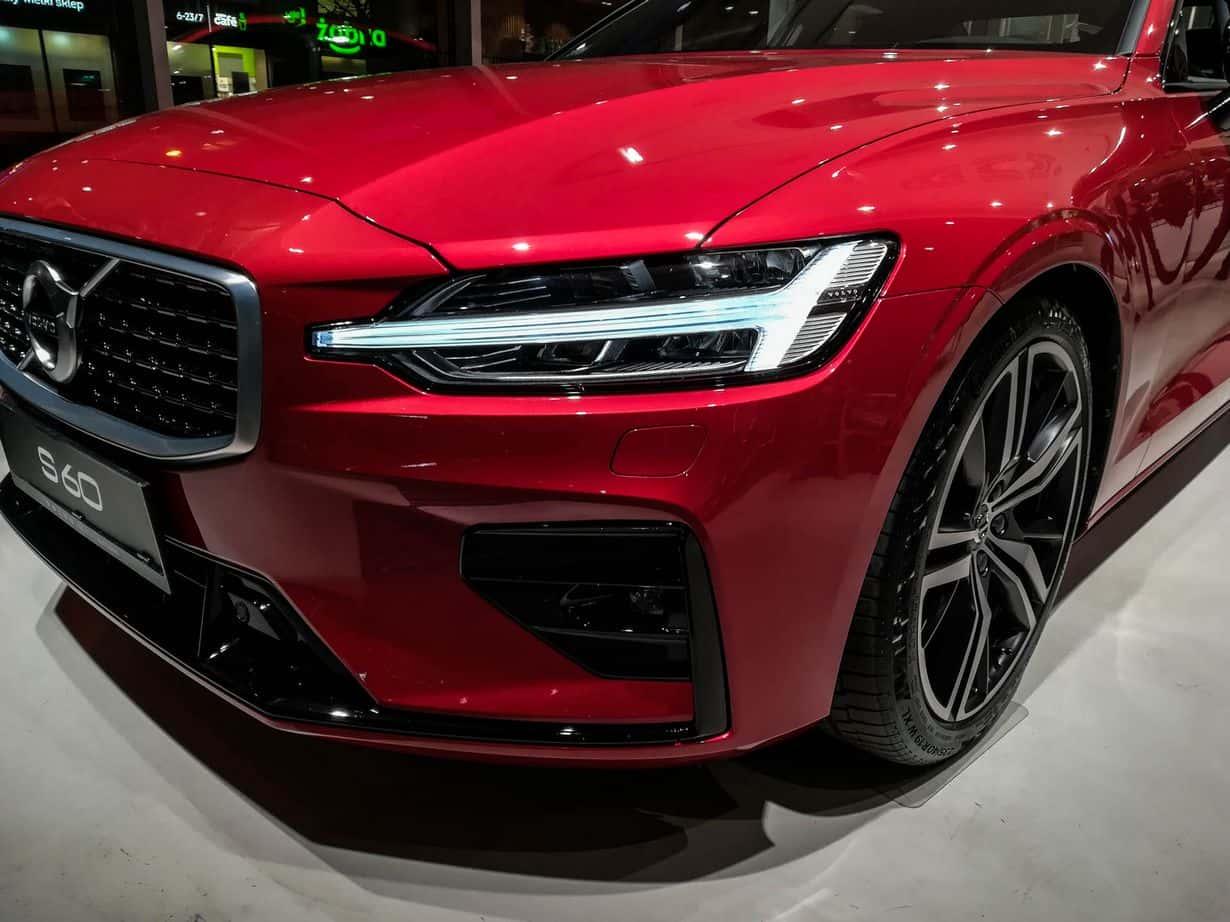 Charakterystyczne reflektory znamy już z innych modeli marki Volvo