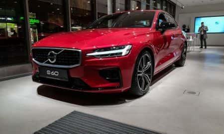 Volvo S60 to piękny sedan. Ma szanse zawojować na rynku