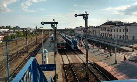 Program kolejowy CPK