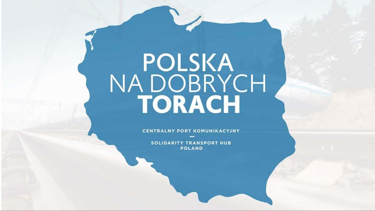 Program kolejowy CPK może znacznie usprawnić transport pomiędzy poszczególnymi miastami w Polsce