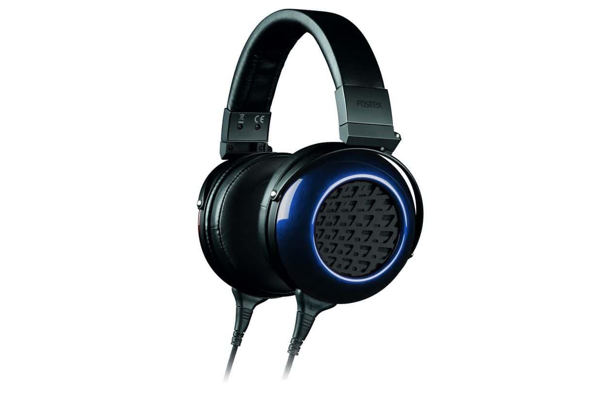 Fostex TH909 Saphire Blue, czyli edycja mocno limitowana. 100 sztuk na cały świat, 3 sztuki na Polskę.