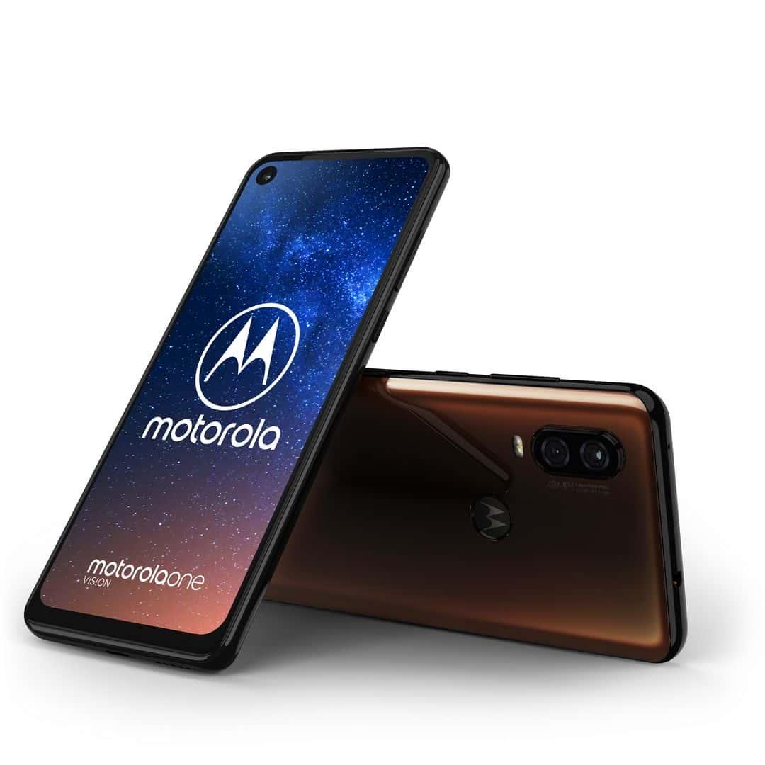 Motorola One Vision to ciekawa propozycja za około 1300 złotych