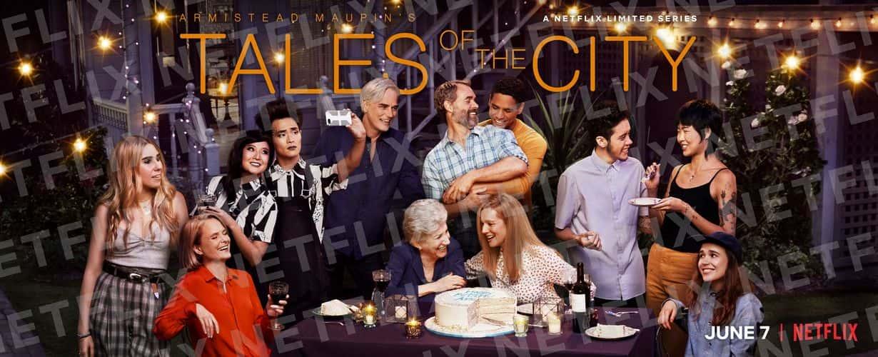 Opowieści z San Francisco już 7 czerwca na Netflix.