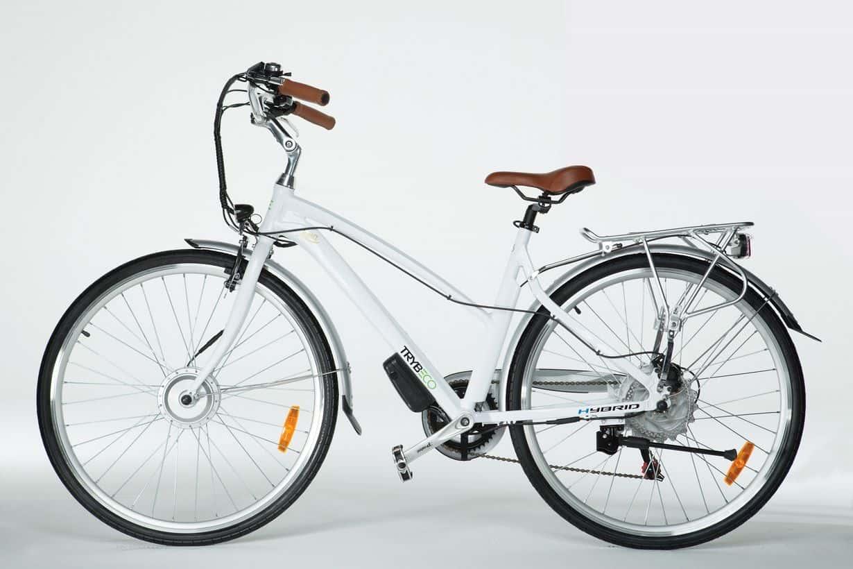 Miejski rower elektryczny TrybEco Luna 28