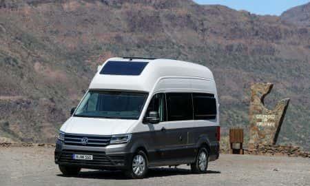 Volkswagen Grand California – kamper z Polski podbije Europę
