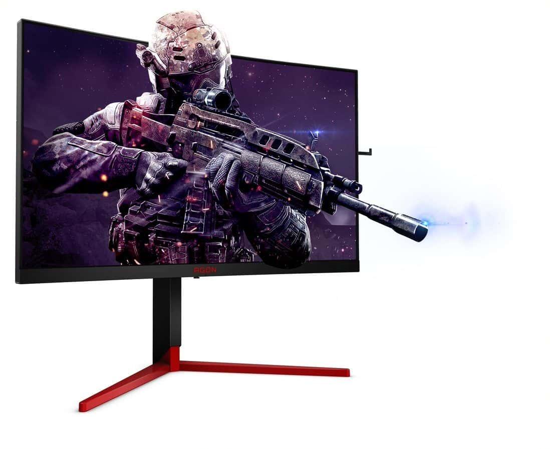 AOC i Philips prezentują nowe monitory