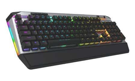 Patriot Viper V765 - mechaniczna klawiatura dla graczy
