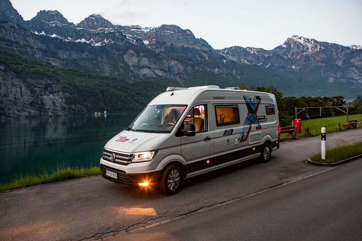 Volkswagen wspiera Dominikę Kasieczko podczas Red Bull X-Alps