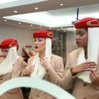 Jak zostać członkiem załogi pokładowej Emirates?