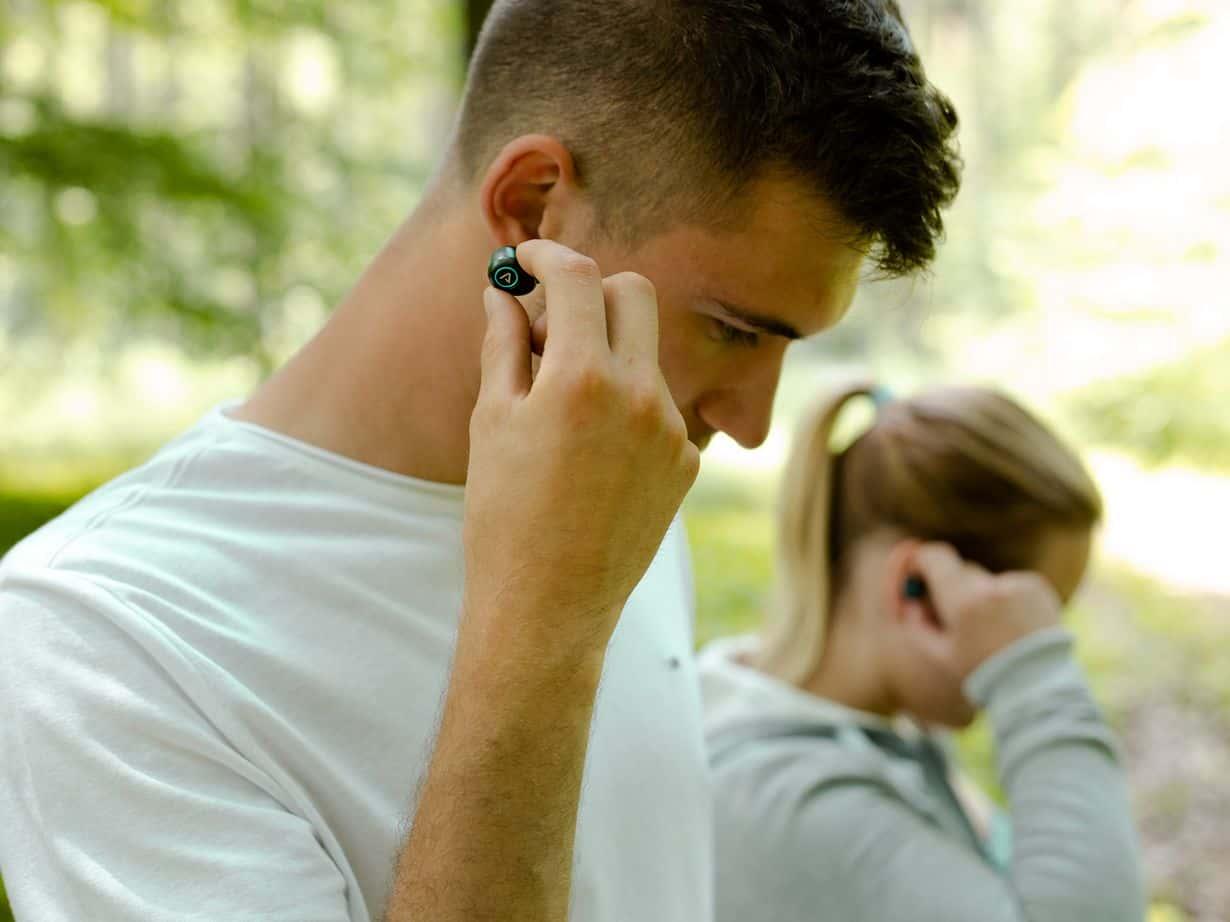 Lamax Dots1 - bezprzewodowe słuchawki dokanałowe