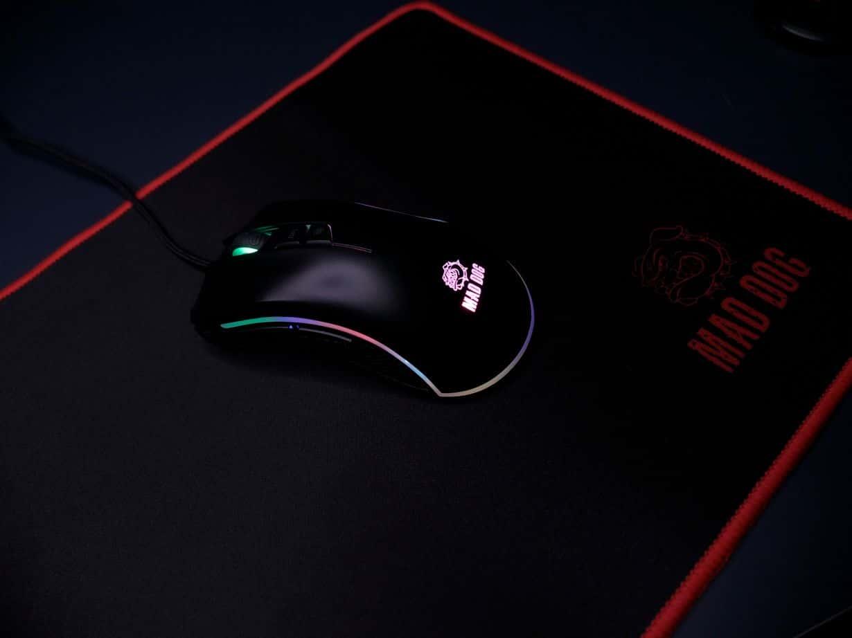 Mad Dog GM700 - mysz dla graczy w dobrej cenie