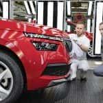 SKODA KAMIQ - ruszyła produkcja trzeciego SUV-a marki