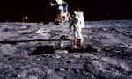 Pięćdziesiąta rocznica pierwszego lądowania człowieka na Księżycu