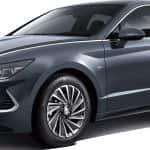 Hyundai Sonata Hybrid - światowy debiut modelu