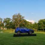 Lexus i DJI, czyli SUV-y i drony - relacja