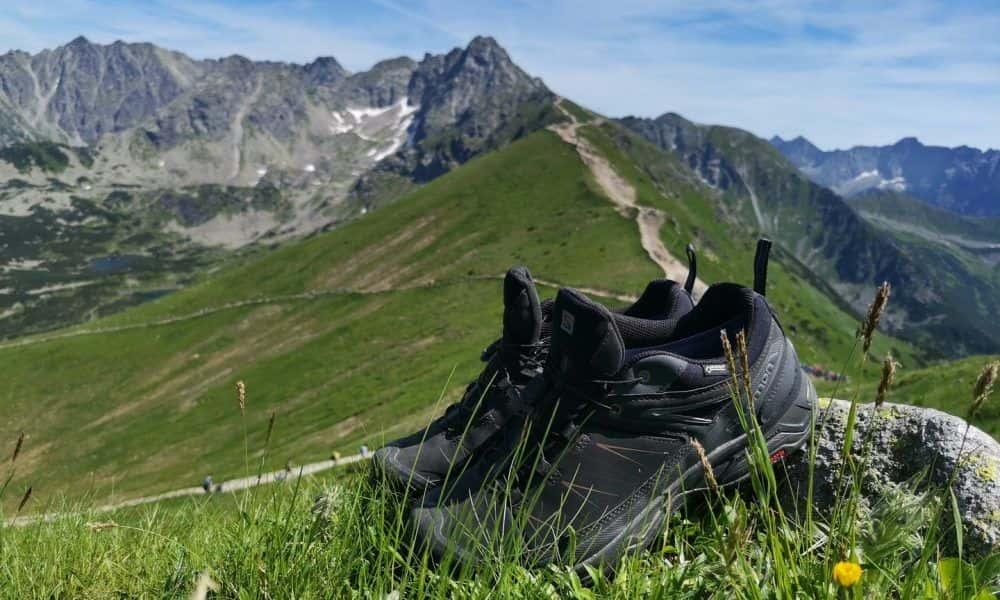 Salomon X ULTRA 3 LTR GTX - buty trekkingowe - test