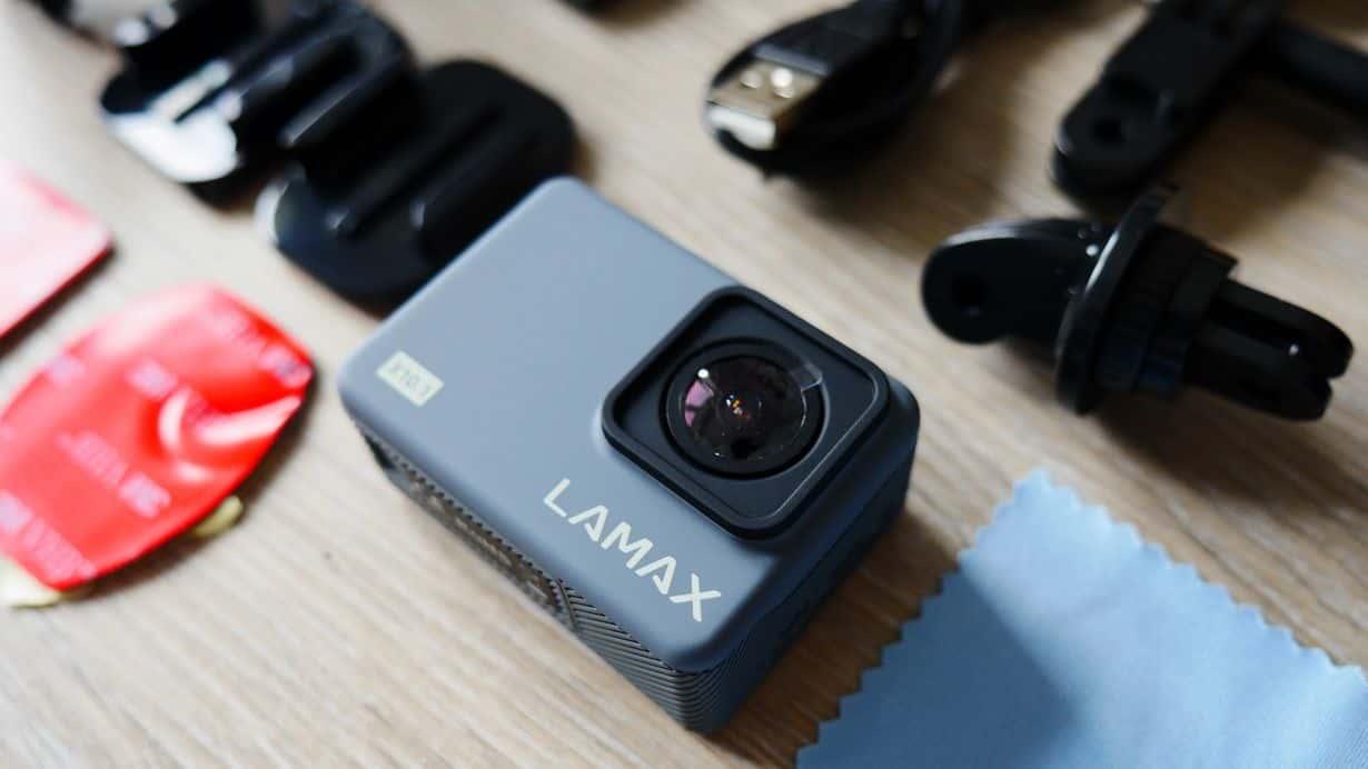 Kamera sportowa LAMAX X10.1 - test