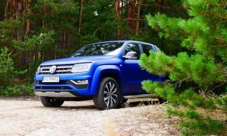 Volkswagen Amarok Aventura - pickup z zadatkami na SUV-a