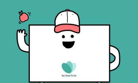 Aplikacja do walki z marnowaniem jedzenia - Too Good To Go