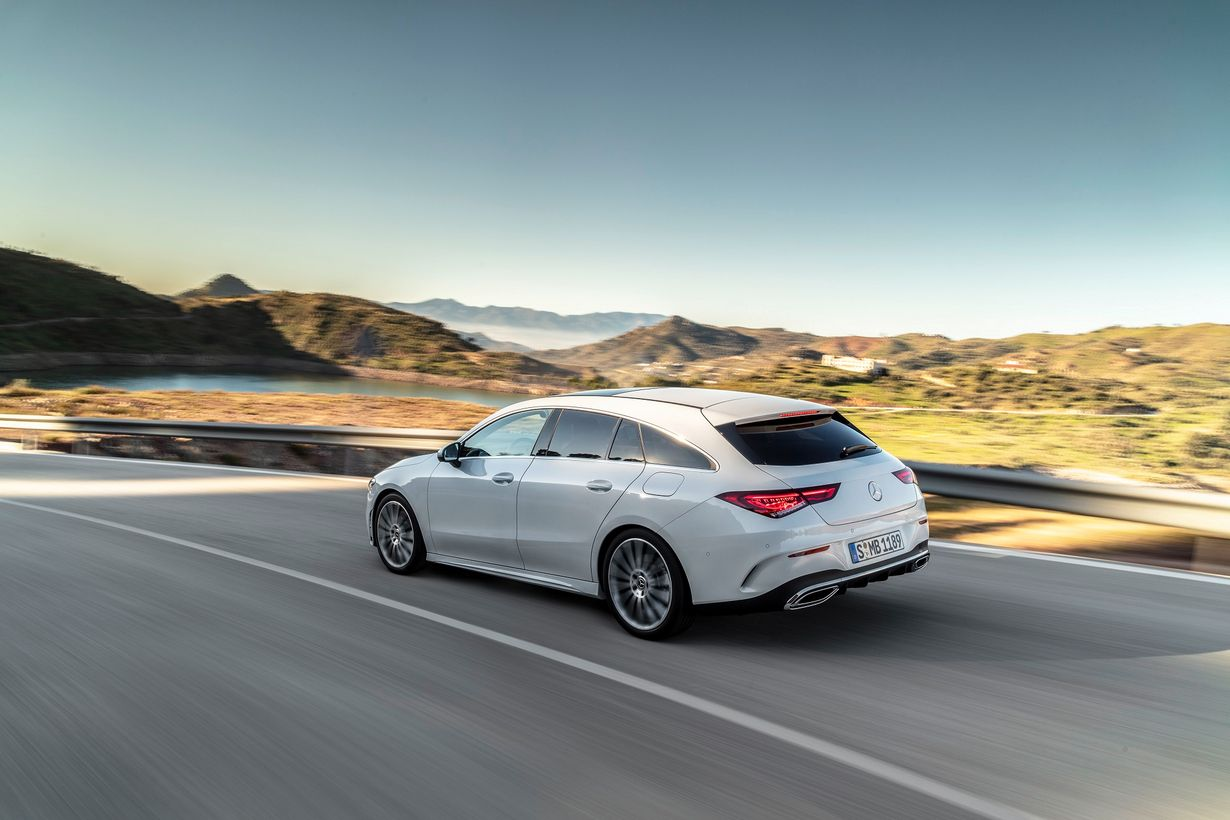 Mercedes CLA Shooting Brake jest już dostępny w Polsce